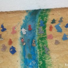 Figuras de Goma y PVC: FIGURAS DE MONTAPLEX. Lote 218883700