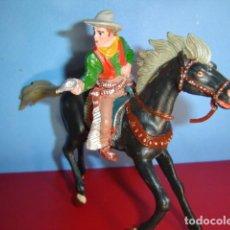 Figuras de Borracha e PVC: COW-BOY LAFREDO. Lote 218911062