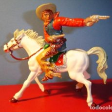 Figuras de Borracha e PVC: COW-BOY LAFREDO. Lote 218912005