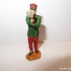 Figuras de Goma y PVC: JECSAN TROMBON ORQUESTA DEL CIRCO EN GOMA,BARATA VER DESCRIPCION. Lote 218984780