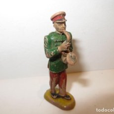 Figuras de Goma y PVC: JECSAN SAXOFONISTA ORQUESTA DEL CIRCO EN GOMA SIN FALTAS,BARATA VER DESCRIPCION. Lote 218984833