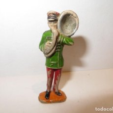 Figuras de Goma y PVC: JECSAN TROMBOTISTA ORQUESTA DEL CIRCO EN GOMA SIN FALTAS,BARATA VER DESCRIPCION. Lote 218984897