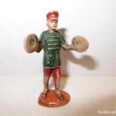 Figuras de Goma y PVC: JECSAN PLATILLERO ORQUESTA DEL CIRCO EN GOMA SIN FALTAS,BARATA VER DESCRIPCION. Lote 218984942