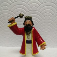 Figuras de Goma y PVC: FIGURA PVC REY JAUME CÒMICS SPAIN. Lote 219031095