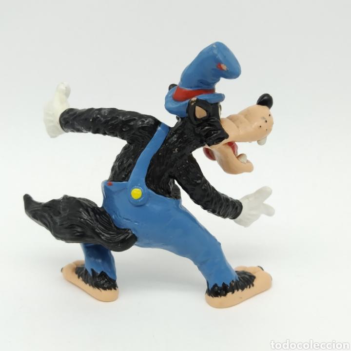 Figuras de Goma y PVC: Los tres cerditos y el Lobo Feroz de Disney, BULLYLAND - Foto 12 - 219126816
