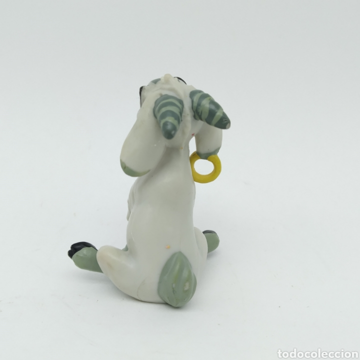 Figuras de Goma y PVC: Cabra DJALI de El Jorobado de Notre Dame, Disney, fabricada por Bully - Foto 2 - 219128208