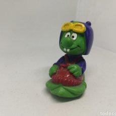 Figuras de Goma y PVC: M69 MUÑECO PVC ASTROSNIKS EN COCHE RARO!!!!!!! 1982 ESPAÑOLES. Lote 15305957