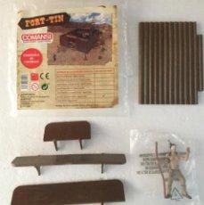 Figuras de Goma y PVC: FORT- TIN. COMANSI.. Lote 219178208