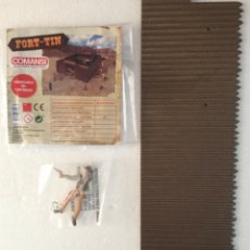 Figuras de Goma y PVC: FORT-TIN. COMANSI. Lote 219178455