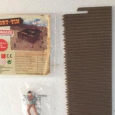 Figuras de Goma y PVC: FORT-TIN. COMANSI. Lote 219178566