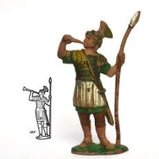 Figuras de Goma y PVC: ROMANO DE LA MARCA REAMSA, EN GOMA, CIRCA 1950. Nº 167.. Lote 219205591