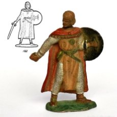 Figuras de Goma y PVC: MEDIEVAL DE LA MARCA REAMSA, DE LA SERIE CABALLEROS DE REY ARTURO, EN GOMA, Nº182.. Lote 219217727