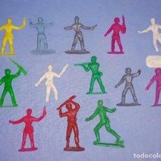 Figuras de Goma y PVC: LOTE DE SOLDADOS DE COMANSI ORIGINAL AÑOS 60/70 LOTE 20. Lote 219308233