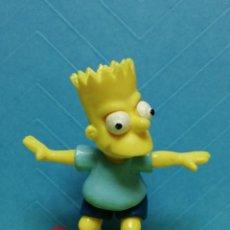 Figuras de Goma y PVC: FIGURA PVC LOS SIMPSON FOX PATINETE. Lote 219345692