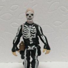 Figuras de Goma y PVC: FIGURA PVC CALAVERA HOMBRE ESQUELETO SIN MARCA. Lote 219345741