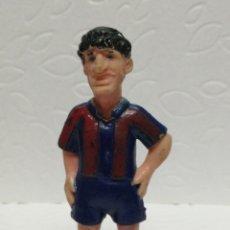 Figuras de Goma y PVC: FIGURA PVC JUGADOR FC BARCELONA. Lote 219345790