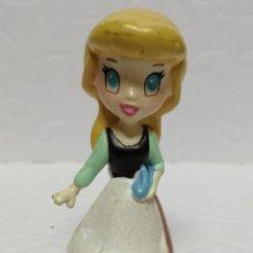 Figuras de Goma y PVC: FIGURA PVC CENICIENTA ZIZZLE. Lote 219345846