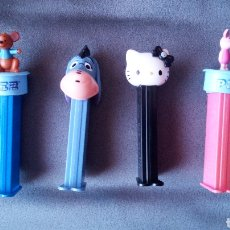 Dispensador Pez: LOTE DISPENSADORES PEZ HELLO KITTY.. Lote 219439827