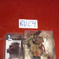 Figuras de Goma y PVC: FIGURA MUÑECO MC FARLANES MONSTERS WEREWOLF SPAWN EN BLISTER. Lote 219470930