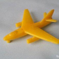 Figuras de Goma y PVC: AVION PLASTICO DESMONTABLE BIMBO DOUGLAS A3 D-2 AÑOS SETENTA MEJOR QUE MONTAPLEX USADO COMPLETO.. Lote 219658257