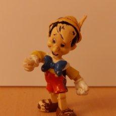 Figuras de Goma y PVC: PINOCHO - FIGURA DE PVC - WALT DISNEY - BULLYLAND.. Lote 219757992