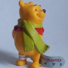 Figuras de Goma y PVC: WALT DISNEY FIGURA PVC OSITO-WINNIE THE POOH-BULLYLAND-CON ETIQUETA. Lote 219814958
