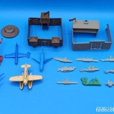 Figuras de Goma y PVC: LOTE VARIADO MONTAPLEX MAS REGALO. Lote 220247873