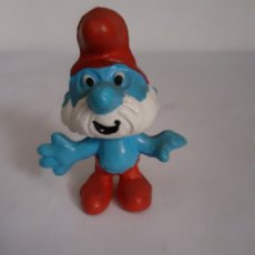 Figuras de Goma y PVC: PAPA PITUFO SIN MARCA. Lote 220253583