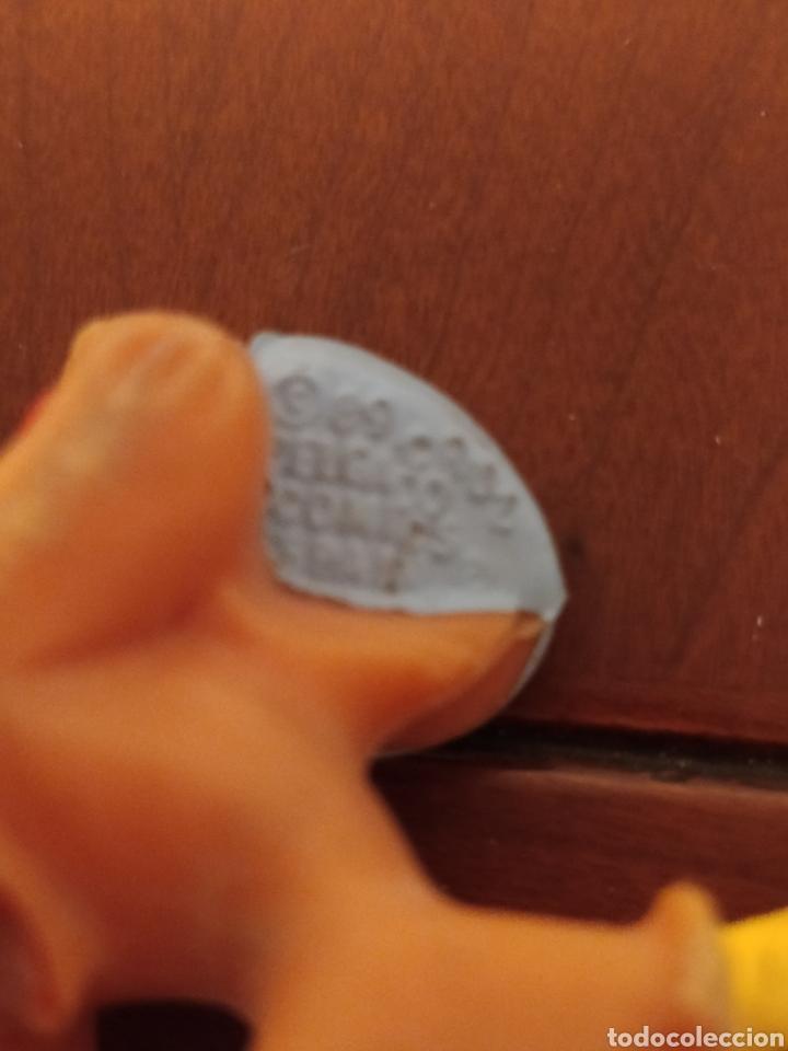 Figuras de Goma y PVC: Figura Los trotamusicos, Koki el gallo, cómics Spain - Foto 6 - 220287581