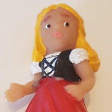 Figuras de Goma y PVC: FIGURA PVC RARA BLANCANIEVES EDUCO BABY AÑOS 80. Lote 220481566