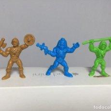 Figuras de Borracha e PVC: MASTERS DEL UNIVERSO PANRICO DUNKIN. Lote 220532573