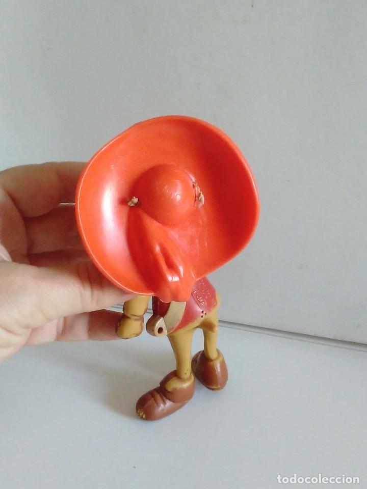 Figuras de Goma y PVC: FIGURA DARTACAN Y LOS TRES MOSQUEPERROS. DARTACÁN. AÑOS 80. VICMA. - Foto 3 - 220568226