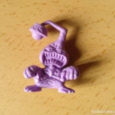 Figuras de Borracha e PVC: JUGUETE, FIGURA, MUÑECO, GOMA O PLASTICO TIPO DUNKI, MONSTRUOSCOPIA - COLECCION MONSTRUOS. Lote 220571490