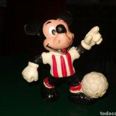 Figuras de Goma y PVC: FIGURA PVC COMIC SPAIN MICKEY ATLETICO DE. BILBAO. Lote 220573576