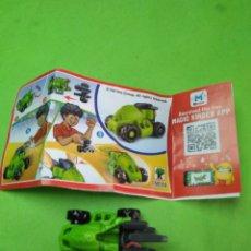Figuras Kinder: FIGURA KINDER SPRINTY EN039. Lote 220573736