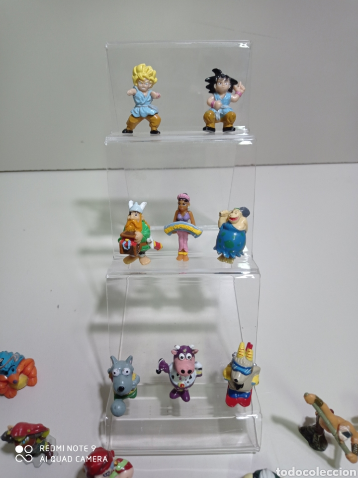 Figuras Kinder: Lote de muñecos miniaturas de Kinder , Ferrero..Kinder sorpresa. Etc.... - Foto 2 - 220579005