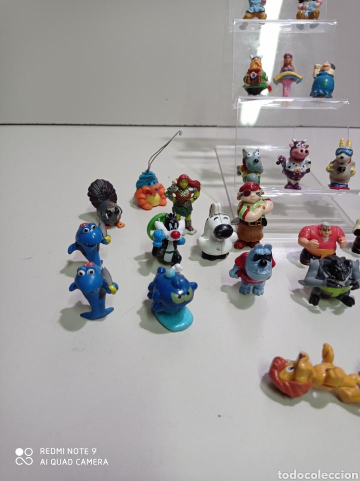 Figuras Kinder: Lote de muñecos miniaturas de Kinder , Ferrero..Kinder sorpresa. Etc.... - Foto 3 - 220579005