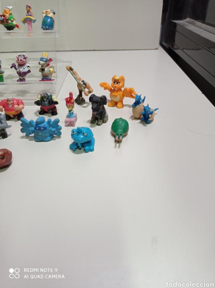 Figuras Kinder: Lote de muñecos miniaturas de Kinder , Ferrero..Kinder sorpresa. Etc.... - Foto 5 - 220579005
