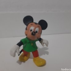 Figuras de Goma y PVC: FIGURA DE GOMA PVC MICKEY MOUSE. Lote 220653375