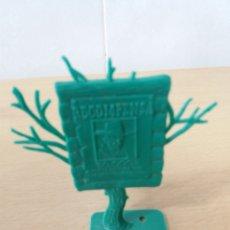 Figuras de Goma y PVC: CARTEL OESTE. Lote 220661292