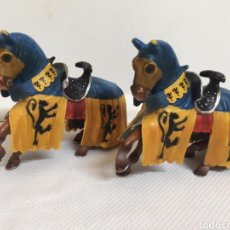Figuras de Borracha e PVC: CABALLOS SCHLEICH. Lote 220664611