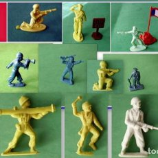 Figuras de Goma y PVC: FIGURAS Y SOLDADITOS DE 5 A 6 CTMS - 12682. Lote 220713321