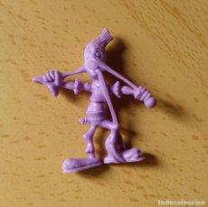 Figuras de Borracha e PVC: JUGUETE, FIGRA, MUÑECO GOMA O PLASTICO TIPO DUNKIN - COLECCION MONSTRUOS - MONSTRUOSCOPIA. Lote 220770461