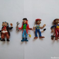 Figuras de Borracha e PVC: LOS DIMINUTOS, MUÑECOS CÓMIC SPAIN. Lote 220786966