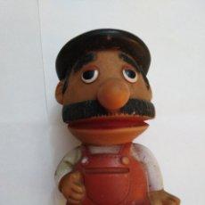 Figuras de Goma y PVC: MUÑECO MACARIO DE JOSÉ LUIS MORENO. Lote 220787522