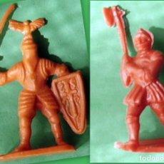 Figuras de Goma y PVC: FIGURAS Y SOLDADITOS DE 5 CTMS - 12690. Lote 220810440