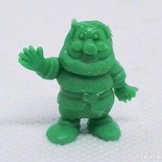 Figuras de Goma y PVC: FIGURA DUNKIN VERDE DE ENANITO SABIO DE BLANCANIEVES DE DISNEY. Lote 220833776
