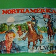 Figuras de Borracha e PVC: MONTAPLEX YANQUIS - NORTEAMERICA- Nº110. Lote 220862147