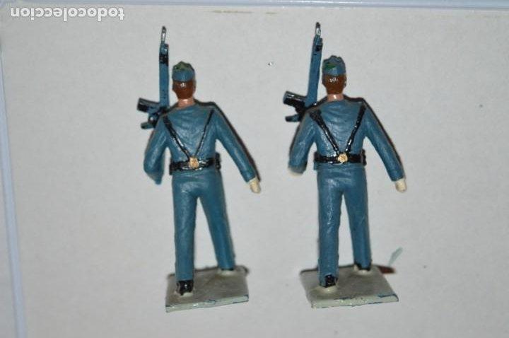 Figuras de Goma y PVC: SOLDADOS VARIADOS - Antiguo/vintage - 17 Soldados desfilando - REAMSA y GOMARSA - ¡Mira fotos! - Foto 6 - 220868550