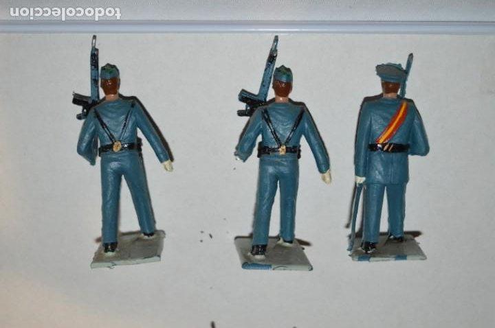 Figuras de Goma y PVC: SOLDADOS VARIADOS - Antiguo/vintage - 17 Soldados desfilando - REAMSA y GOMARSA - ¡Mira fotos! - Foto 8 - 220868550